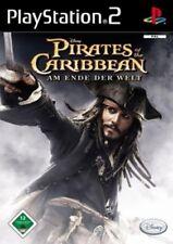 Playstation 2 FLUCH DER KARIBIK 3 AM ENDE DER WELT Pirates of Caribbean Top