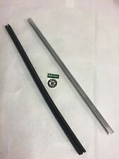 Bearmach Land Rover Series Window Channel and Rubber Seal 330660 & 330661