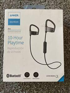 Anker A3261ZF1 Soundcore Arc Wireless Bluetooth In-Ear Headphones - Black