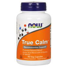 True Calm, Amino Relaxer,  90 Veg Capsules - NOW Foods
