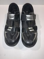 Shimano Spd Cycling Bike Shoes Size 10.5 US EUR 42 Black SH-M071