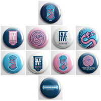 FORWARD MADISON FC - USL soccer pinback buttons - sports team pins badges