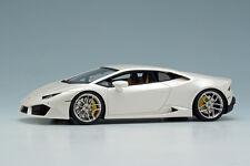 Makeup/EIDOLON EM345C 1:43 Lamborghini Huracan 580-2 2015 Pearl White