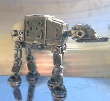 Hand Made Star Wars ATAT 10