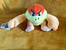 """Super Mario Peluche Teddy-Boom Boom Buddy Juguete Suave-tamaño 7""""/17.5cm Nuevo"""