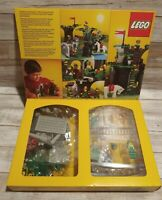 Lego Castle Set 6071 Forestmen's Crossing New Complete bags Sealed! box opened.