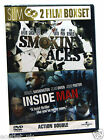 Smokin' Aces & INTERNO MAN DVD REGION 2 NUOVO SIGILLATO 2 FILM COFANETTO