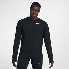 Men's Nike Therma Sphere Element Long Sleeve Shirt size Medium AJ4165-011
