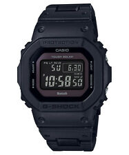 Casio G-Shock GW-B5600BC-1B All Black Solar Atomic Bluetooth Men's Watch [NEW]