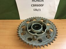 HONDA CBR600 CBR REAR SPROCKET HUB CARRIER BREAKING SPARES 95 96 97 98