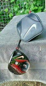 Nike VRS Covert NexCOR Adjustable 8-12 Degree Driver Stiff Flex Graphite Shaft