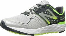 New Balance Men's Vongo Running Shoe, White/Grey, 13 D(M) Us