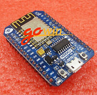 NEW Version  NodeMcu Lua ESP8266 CH340 WIFI Internet Development Board Module