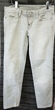 Citizens of Humanity Womens Jeans Sz 27 Paley Ankle Skinny Gray Concord #201