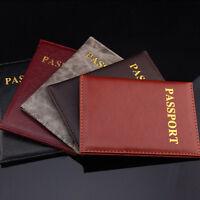 Femme homme voyage passeport porte carte de crédit portefeuilleBB