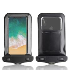 NEW SAND WATERPROOF TRAVEL CASE COVER BAG DRY POUCH FOR APPLE IPHONE X