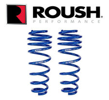 "2005-2014 Ford Mustang GT Rear Coil Lowering Springs 1/2"" ROUSH 401295"