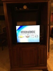 Armoire TV Cabinet in Great Condition!