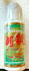 TAG 45 Anesthetic Numbing GEL for PERMANENT TATTOO and wounds 1oz FREE SHIPPING