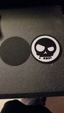 """TAD Gear Mean T-Skull SOLAS Patch -Triple Aught Design Reflective patch BLACK 3"""""""