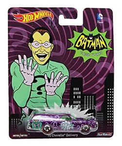 Hot Wheels Batman Classic TV Series Diecast Metal/Metal - '70 Chevelle Delivery