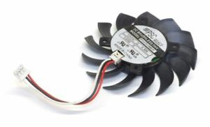 PSC Select P1127010MB1F PC Graphics Card Fan/Fan Dc 12V 0.3A 3-Pin ATI Firegl