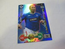Panini Champions League Super Strikes 09/10 Kenny Miller Limited Edition MINT