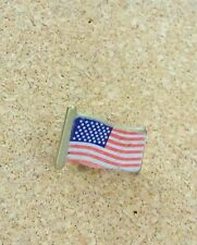 Us U.S. United States American Flag lapel pin c28082