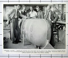 1934 Monster Fuel Tank For Plane Piloted By Neville Stack Melbourne Air Race