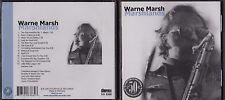 Warne Marsh - Marshlands (2003) JZ1.38