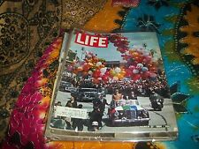 Life Magazine March 27 1964 {CHARLES DE GAULIE ENTERS MEXICO CITY} back issue
