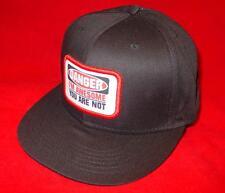 New Licensed WWE The Miz DANGER I'M AWESOME Snapback Trucker Hat Retro BA