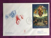 VATICANO 2005 FDC Venetia 386/V LA PALA DELLA RESURREZIONE