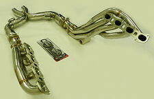 OBX Header Manifold Exhaust Fits 2011 2012 2013 Mustang Shelby GT500 5.4L 5.8L