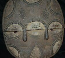 "Sale! Teke Fetish Mask, 1900S 14"" Prov."