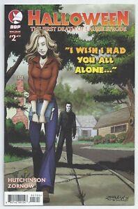 Halloween First Death Laurie Strode #2 cvr A var 2008 DDP Michael Myers