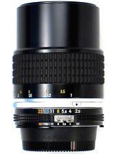 ***  L/N MINT++ *** Nikon 105mm F2.5 Ai-s Fo F3 FA FM2 FE2 F2 D7000 D600 FM3A