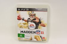 Madden NFL 11 - PlayStation 3 (PS3) Game
