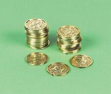 144 Goldmünzen für die Piratenparty-kindergeburtstag