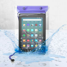 Waterproof Case Cover Pouch Bag for Any Amazon Fire HD 7 8 Inch Tablets