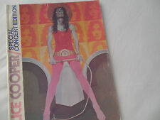 ALICE COOPER Original__1973__Billion Dollar Babies__CONCERT PROGRAM__POSTER__EX-