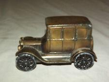 VINTAGE ORIGINAL 1950S 1926 FORD BANTHRICO INC CHICAGO USA OLD CAR METAL  BANK