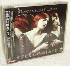 Florence + the Machine Ceremonials Taiwan Ltd 2-CD w/OBI (digipak)