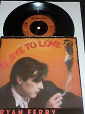 BRYAN FERRY - Slave To Love - Scarce 1985 UK 7""