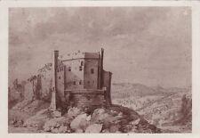 * MONTALTO DI CASTRO - L'Antica Rocca degli Orsini nel XVIII Sec. - B.Guglielmi