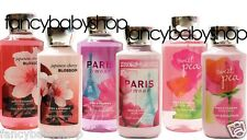 Bath & Body Works Shower Gel and Body Lotion Set of 6 pcs, Flowery Sweet Scents