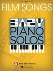 Film Songs Easy Piano Solos Sheet Music Solo Book NEW 014041284