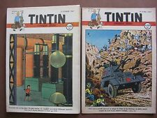 TINTIN belge  collection équivalence n° 2