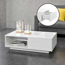 Couchtisch Tisch Beistelltisch Wohnzimmertisch Sofatisch Schublade 95x55x31cm