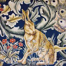 William Morris Hare Tile Fireplace Kitchen Bathroom Ceramic or Porcelain